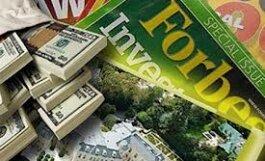 Самые богатые люди мира 2013