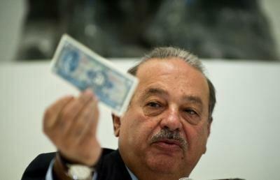 Самый богатый человек на Земле - Карлос Слим Элу